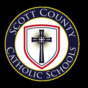 Scott County Catholic Schools Logo